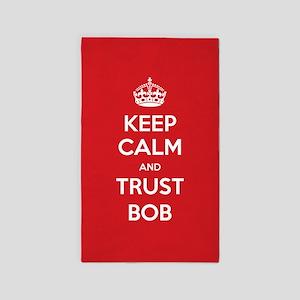 Trust Bob 3'x5' Area Rug