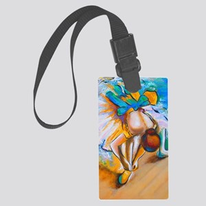 My Degas Large Luggage Tag