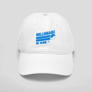 Millionaire in Won Cap