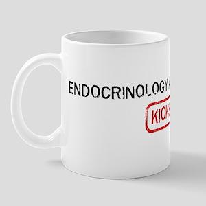 ENDOCRINOLOGY AND DIABETOLOGY Mug