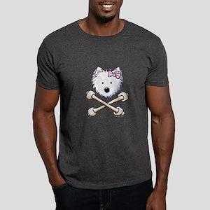 Torrid Westie Girl Dark T-Shirt