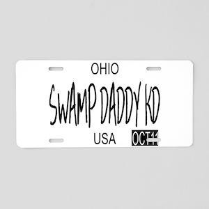 Swampllc Aluminum License Plate