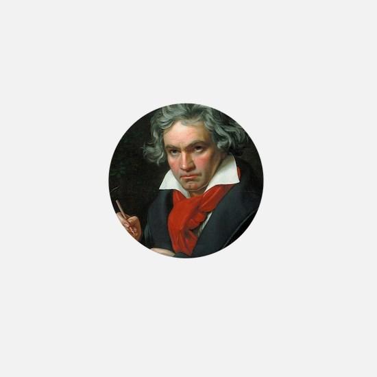 Beethoven Mini Button