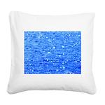 Sun sparkle Square Canvas Pillow