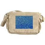 Sun sparkle Messenger Bag