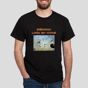 sky diving T-Shirt