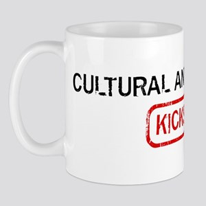 CULTURAL ANTHROPOLOGY kicks a Mug