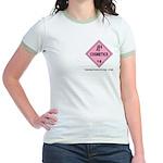 Cosmetics Women's Ringer T-Shirt