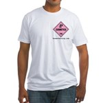 Cosmetics Fitted T-Shirt