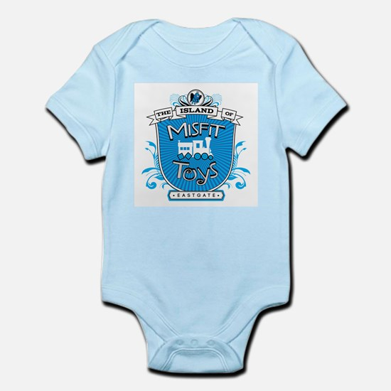 Island of Misfit Toys Body Suit