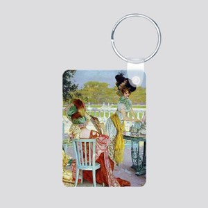 Regency Ladies Tea Party Keychains