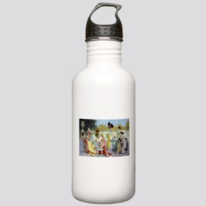 Regency Ladies Tea Party Water Bottle