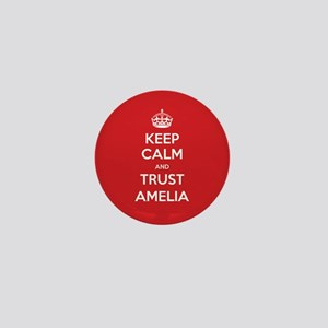 Trust Amelia Mini Button