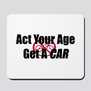 Get A Car Mousepad