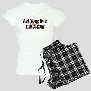 Get A Car Women's Light Pajamas