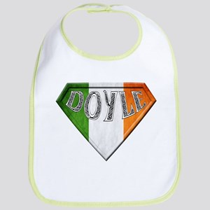 Doyle Irish Superhero Bib