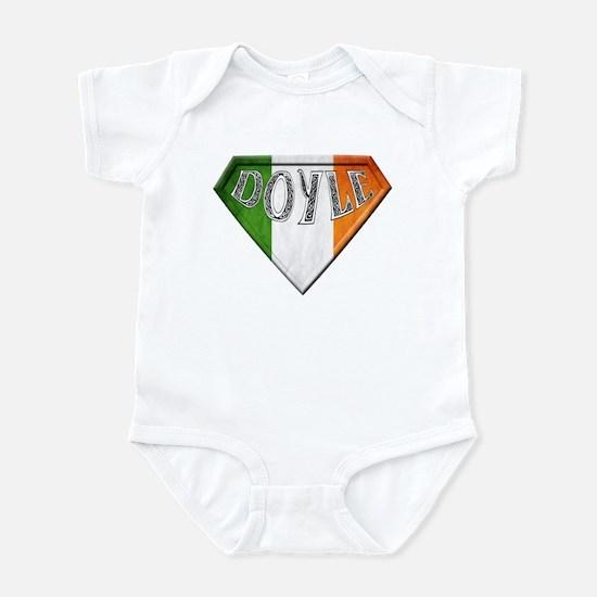 Doyle Irish Superhero Infant Bodysuit