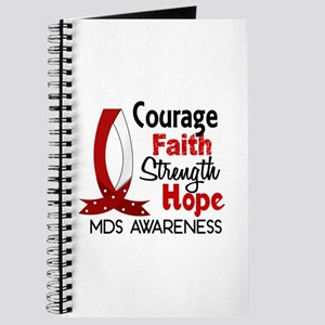 MDS Courage Faith 1 Journal