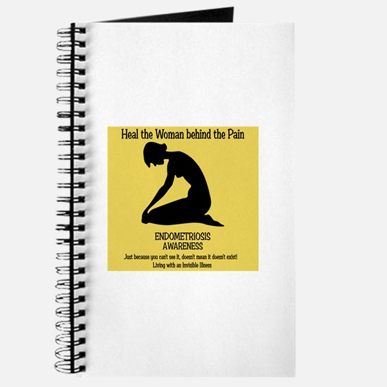 Endometriosis Awareness Items Journal