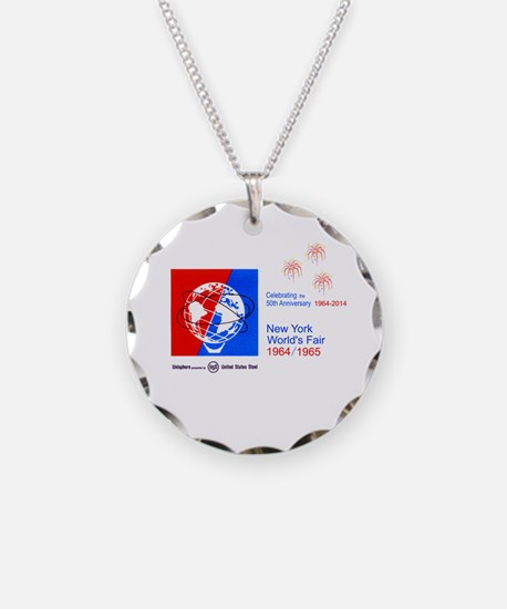 50th Anniversary Fireworks Necklace