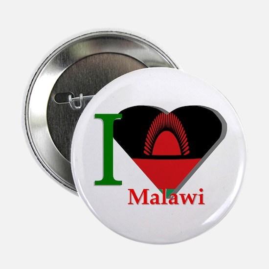 I love Malawi Button