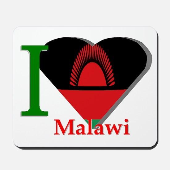 I love Malawi Mousepad