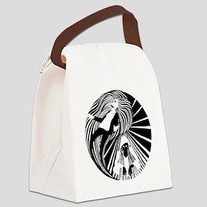 Manic/Depressive Canvas Lunch Bag