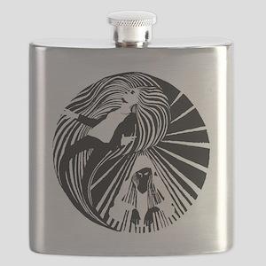 Manic/Depressive Flask