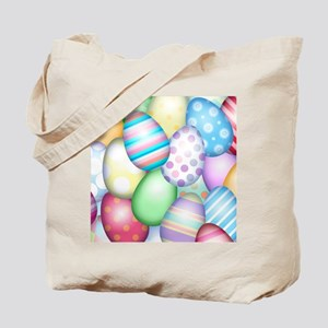 Decorated Eggs Tote Bag