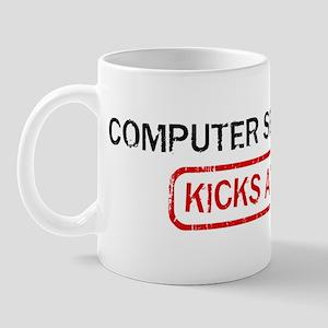 COMPUTER SECURITY kicks ass Mug