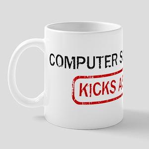 COMPUTER SCIENCE kicks ass Mug