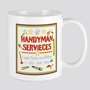 Handyman Mugs