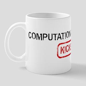 COMPUTATIONAL CHEMISTRY kicks Mug