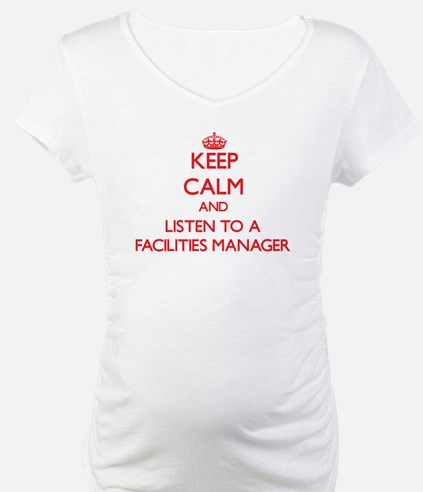 Keep Calm and Listen to a Facilities Manager Mater