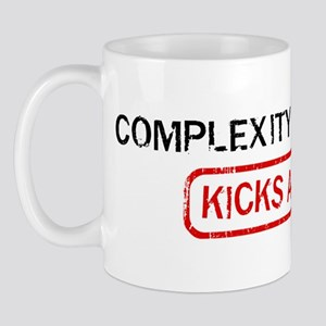 COMPLEXITY THEORY kicks ass Mug