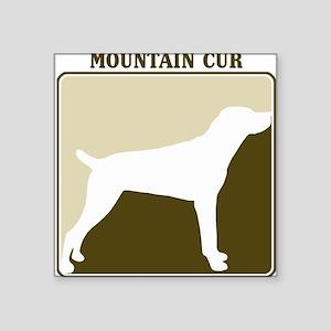 Mountain_Cur Sticker