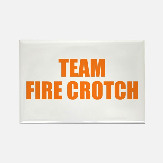 Cute Team firecrotch Rectangle Magnet