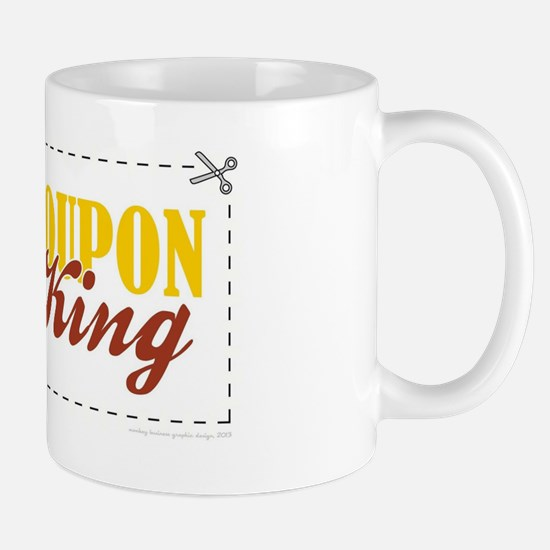 COUPON KING Mug