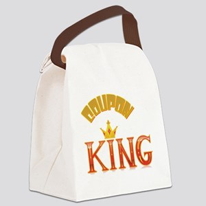 COUPON KING Canvas Lunch Bag