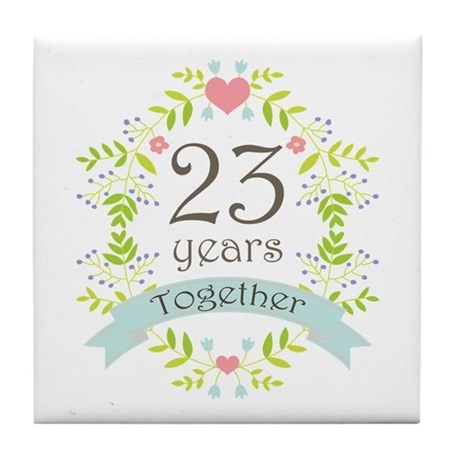 23rd wedding anniversary images