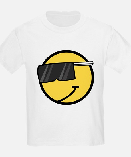 Cool Smiley Face T-Shirt