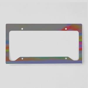 Abalone License Plate Holder
