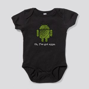 Customizable Character for Android™ robot Baby Bod