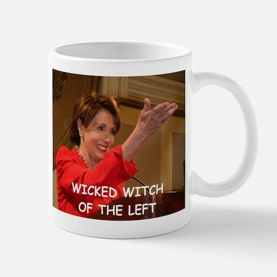 anti pelosi Mugs