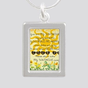 You are my sunshine! Necklaces