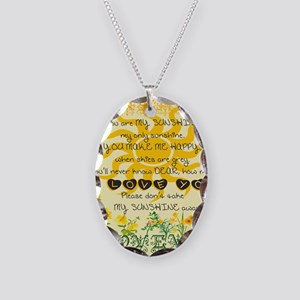 You are my sunshine! Necklace