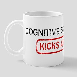 COGNITIVE SCIENCE kicks ass Mug