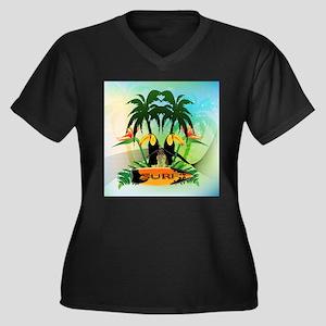 Toucan Plus Size T-Shirt