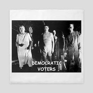 democrats Queen Duvet