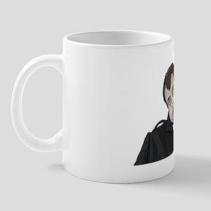 Man Gurning Mug